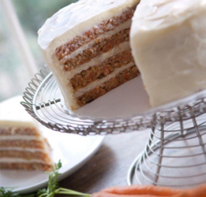 Daisy's Carrot Cake
