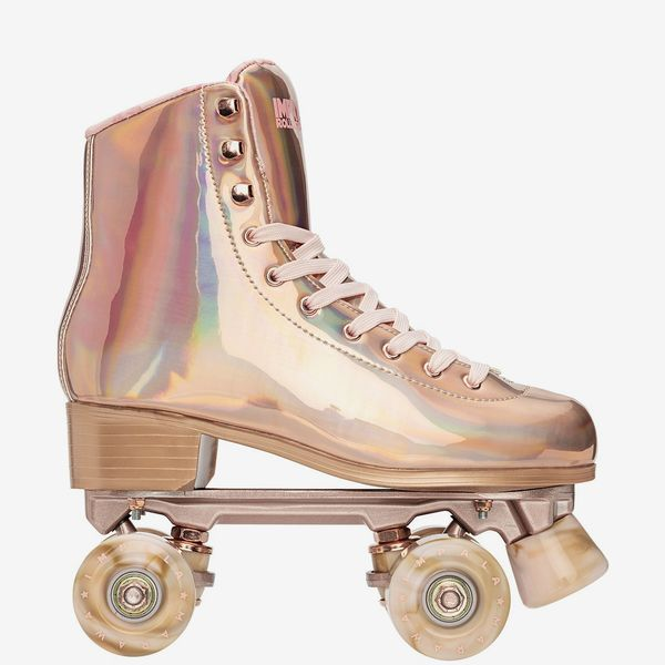 Marawa x Impala Rose Gold Roller Skates