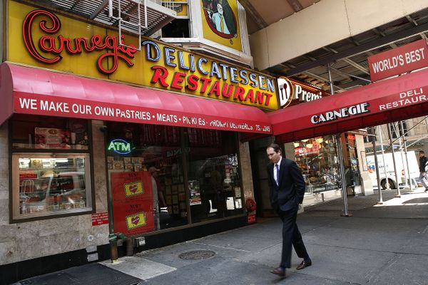 Judge Dubs Former Carnegie Deli Manager the 'Shyster of Smoked Meat'