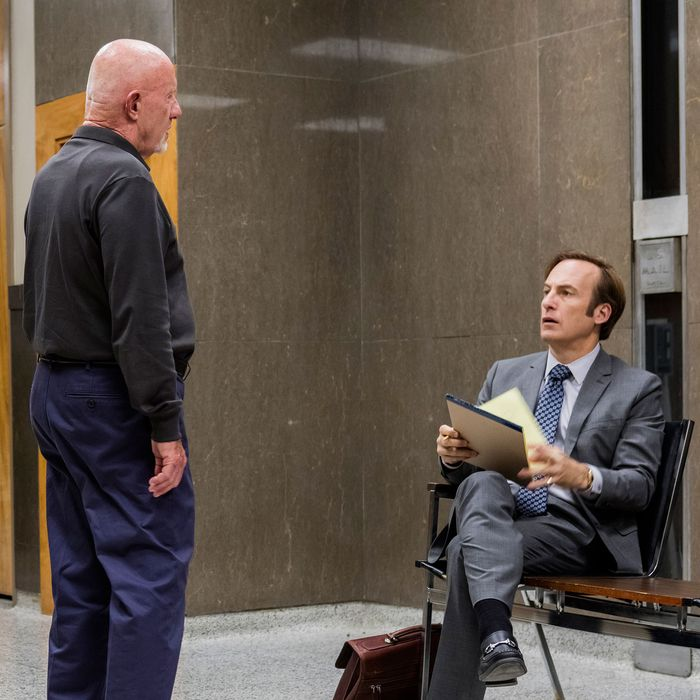 - Better Call Saul _ Season 2, Episode 7 - Photo Credit: Ursula Coyote/ Sony Pictures Television/ AMC