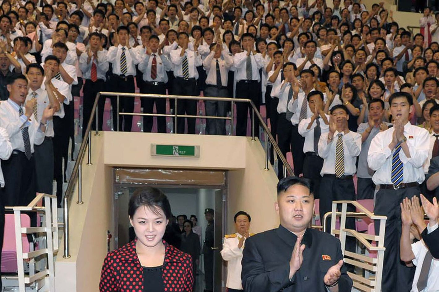 north korea s first lady ri sol ju officially no longer grounded