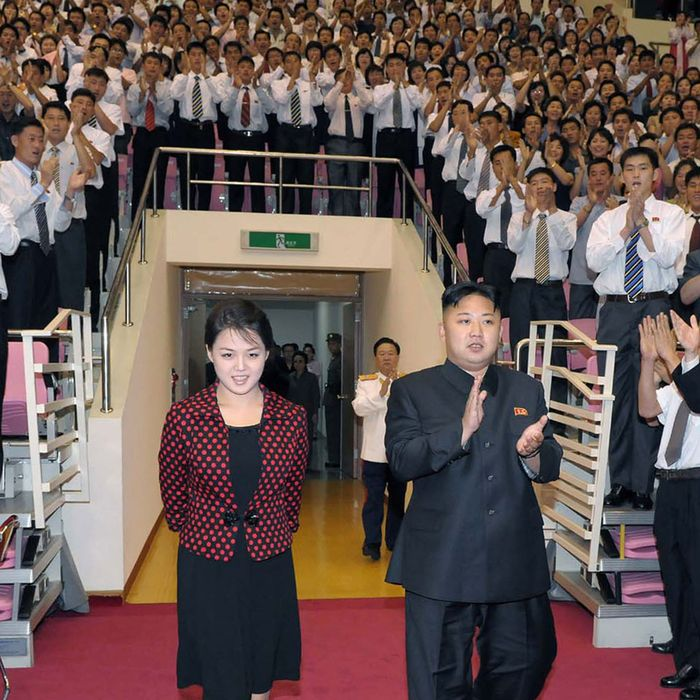 North Korea's First Lady Ri So...