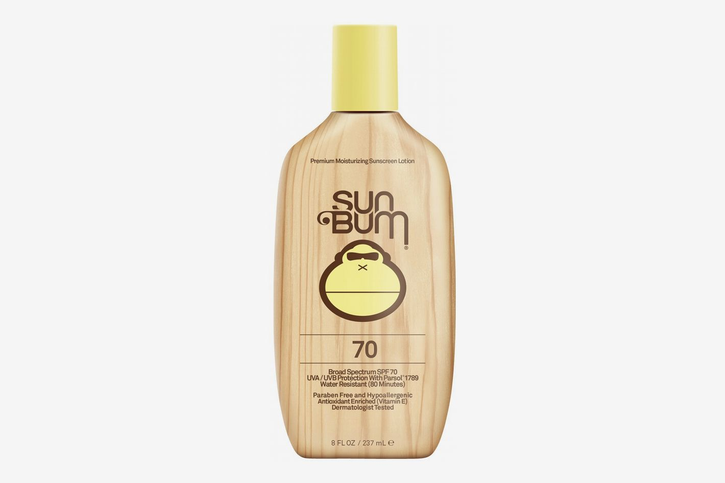 Sun Bum Original Moisturizing Sunscreen SPF 70 Lotion