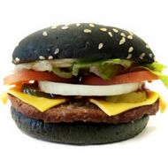 It Looks Like Black Burgers Could Be Coming to America