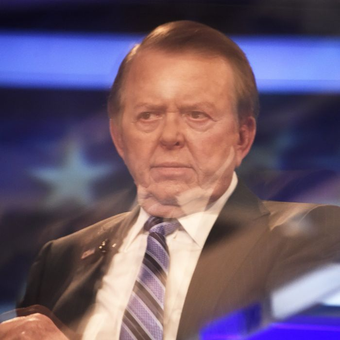 Image result for picture of lou dobbs