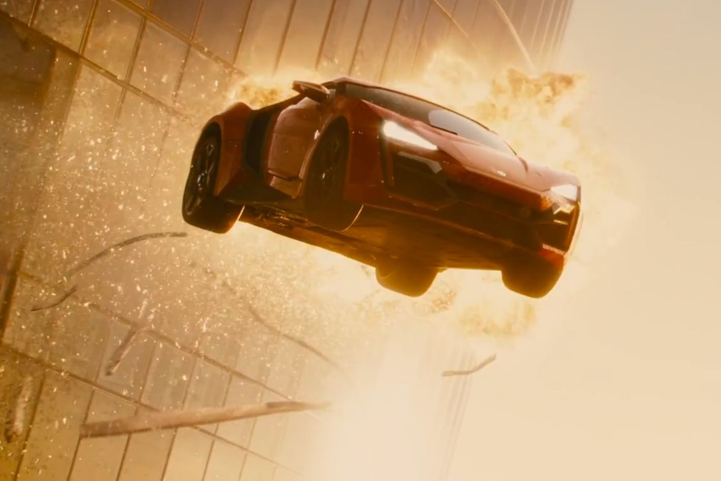 Could Furious 7's Double-Skyscraper Jump Really Happen? We Asked a Physicist