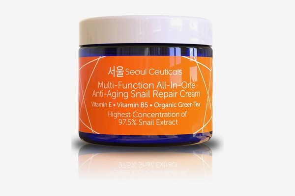 SeoulCeuticals Korean Skin Care Snail Repair Cream