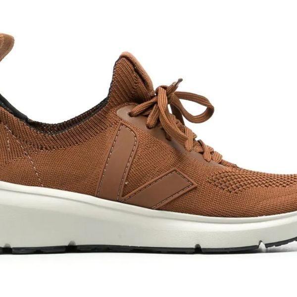 Rick Owens x Veja Runner Style 2 V-Knit Sneakers