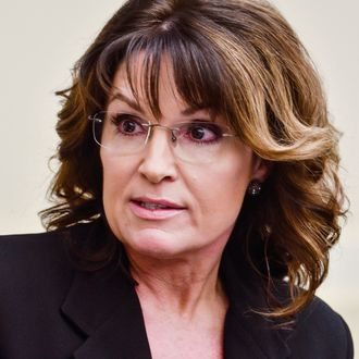 8e1a965462 Sarah Palin Might Not Appear on Who Is America  After All
