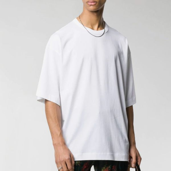 Dries Van Noten Cotton Short-Sleeve T-Shirt