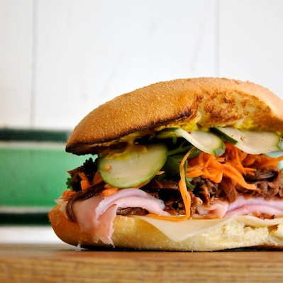 The Num Cubano, available starting tomorrow.