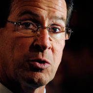 Connecticut Governor Dannel Malloy.