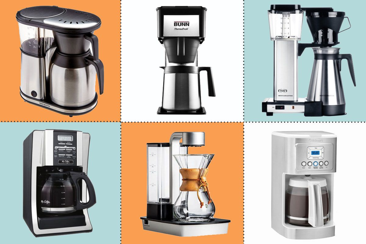 Coffee Makers Brands 11 best coffee makers for brewing at home