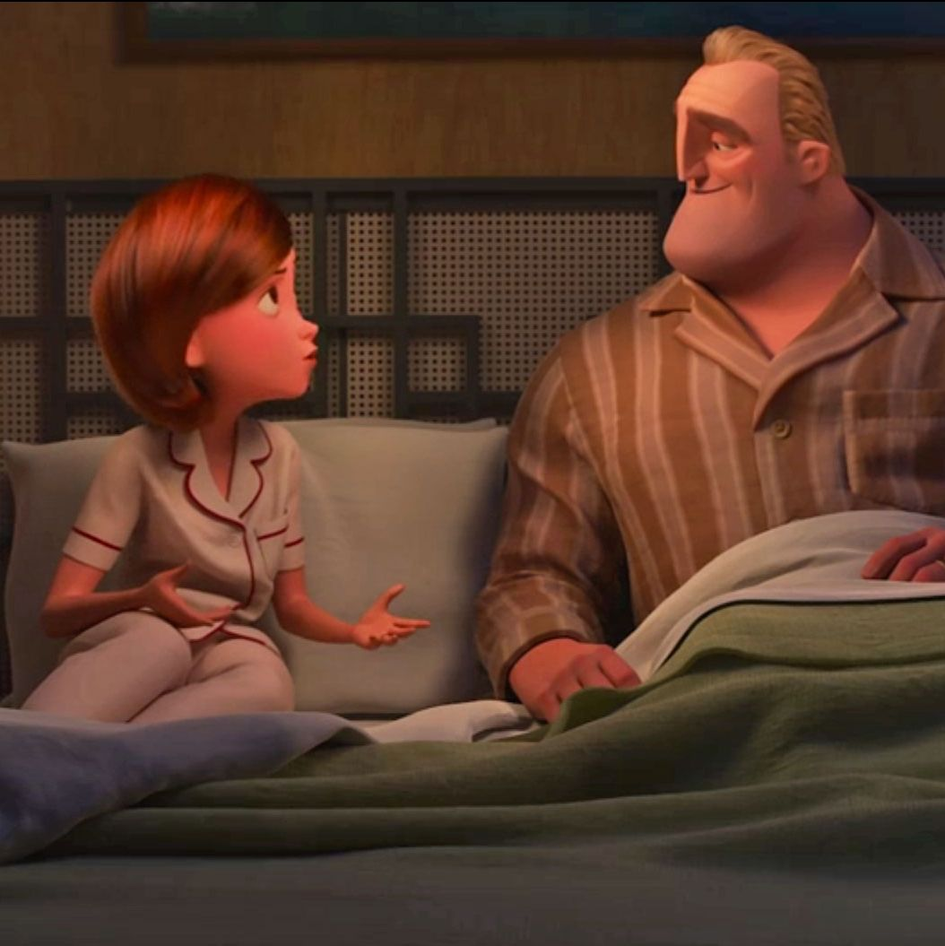 The 'Incredibles 2' Scene That Took 'Thousands' of Drafts
