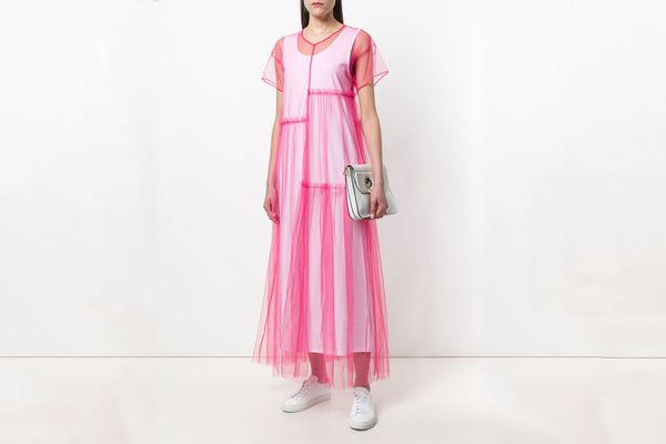 P.A.R.O.S.H. Tulle Dress