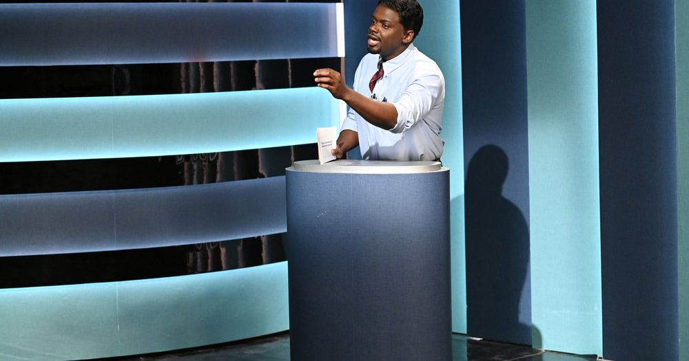 """SNL,"" Season 46 Episode 16: Hosts Daniel Kaluuye"
