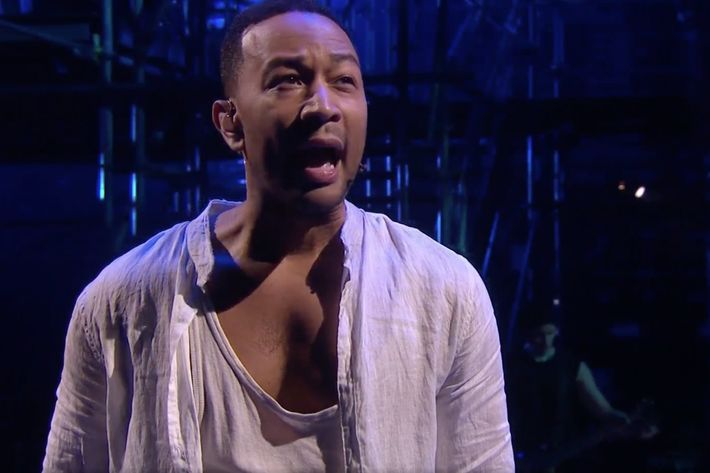 Jesus Christ Superstar Live\': The Highs and the Lows