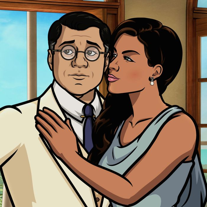 archer danger island recap season 9 episode 3