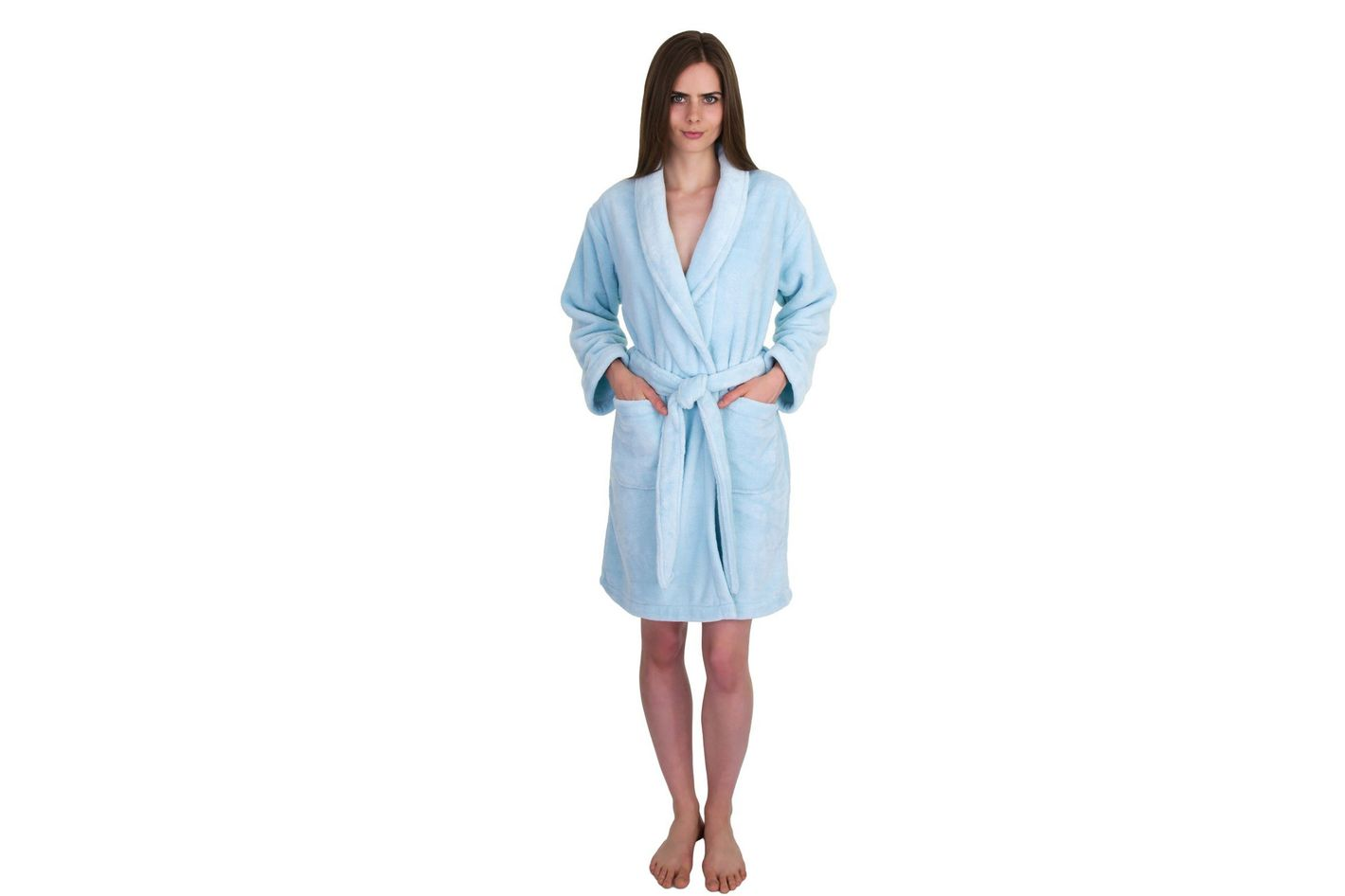 5e4290568b Best Bathrobes for Women - Silk