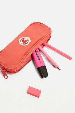 Fjallraven Kanken Pink Pencil Case
