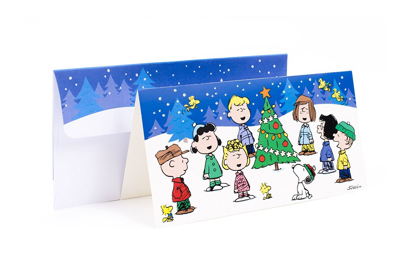 Hallmark Holiday Boxed Cards (Charlie Brown Christmas)