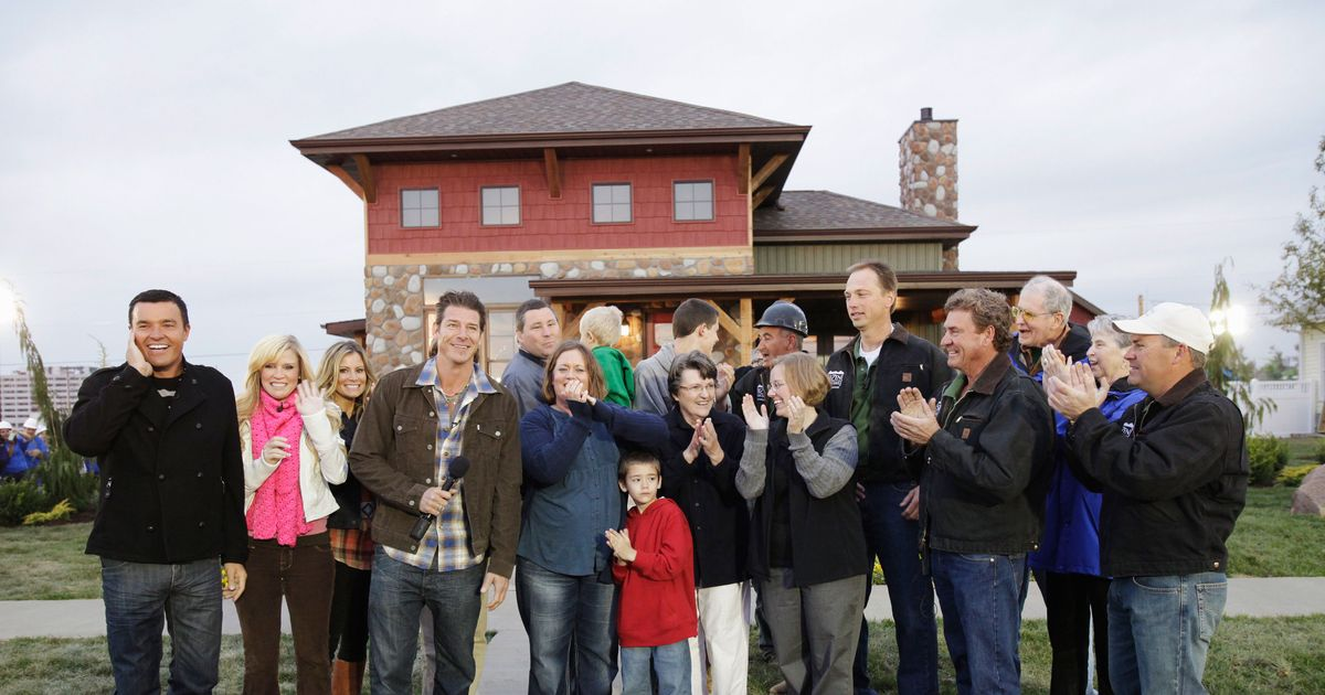 'Extreme Makeover: Home Edition' Revival Coming to HGTV