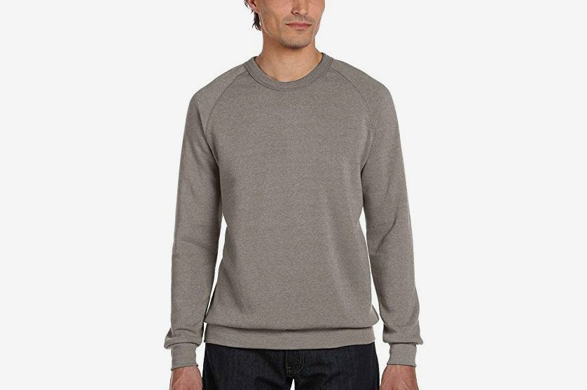 8e7a8db6b2d3 Alternative Apparel Men s Champ Eco Fleece Sweatshirt
