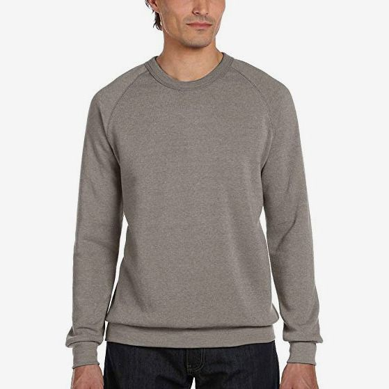 Alternative Apparel Men's Champ Eco Fleece Sweatshirt