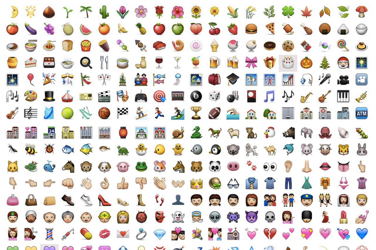 Life Won't Be Complete Until We Get These Emojis