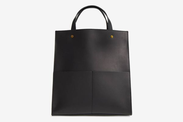 Madewell Passenger Convertible Leather Tote