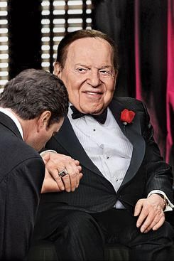 sheldon adelson is ready to buy the presidency nymag