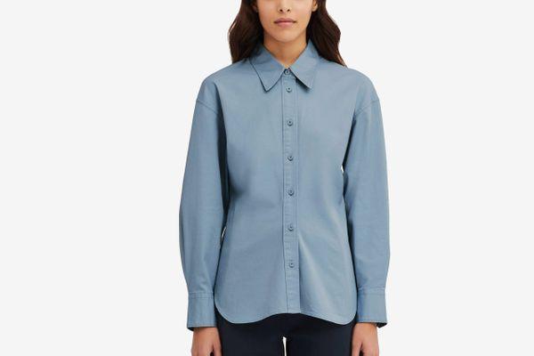 Women U Stretch Long-Sleeve Shirt