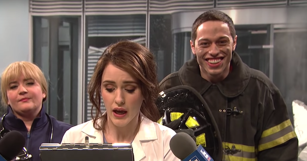 The Legacy of This SNL Sketch Will Be Pete Davidson's Non-Stop Breaking
