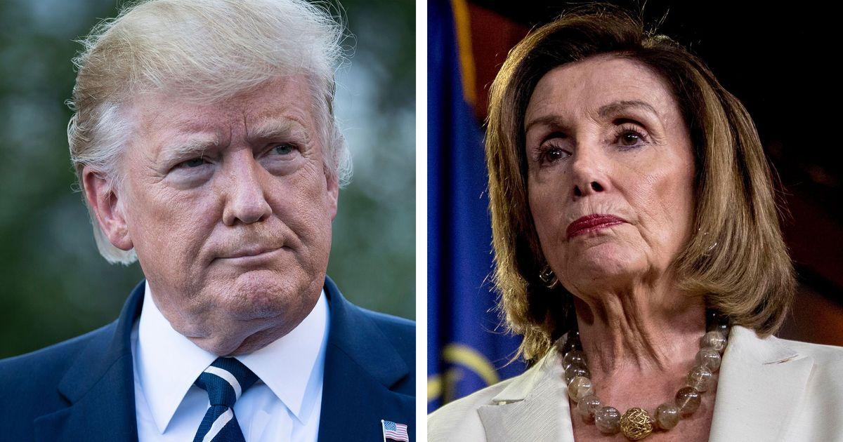 Trump, Pelosi Reach Budget/Debt Limit Deal
