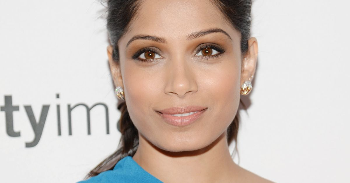 Freida Pinto Will Be Leaping From 'Political Activism to Radical Militancy' in New Mini-series ... Freida Pinto