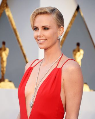 Charlize Theron Says It's Hard Being a Gorgeous Actress — Believe ...