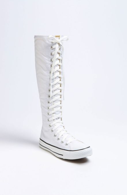 Photo 49 from Converse Chuck Taylor 'XX Hi' Knee High Sneaker,' 2012