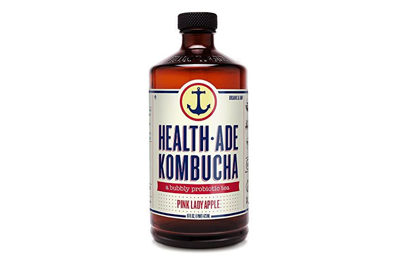 Health Ade Organic Pink Lady Apple Kombucha, 12 Per Case