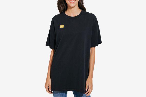 Women Loose Short Sleeve Oversized T Shirt