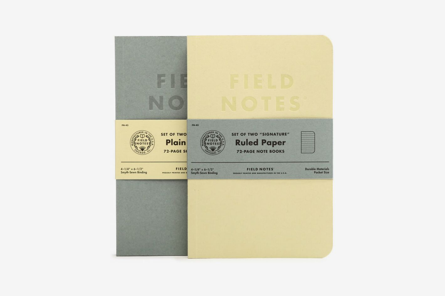 Field Notes Signature Series Notebook
