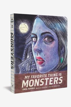 'My Favorite Thing Is Monsters' by Emil Ferris
