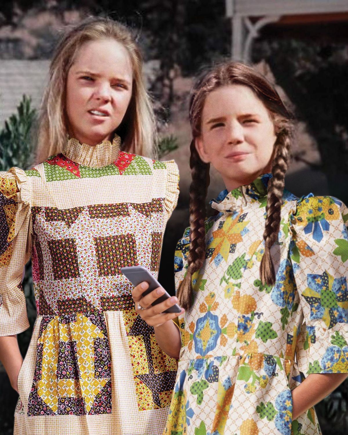 The Pleasure Of Sitting Out The Prairie Dress Trend