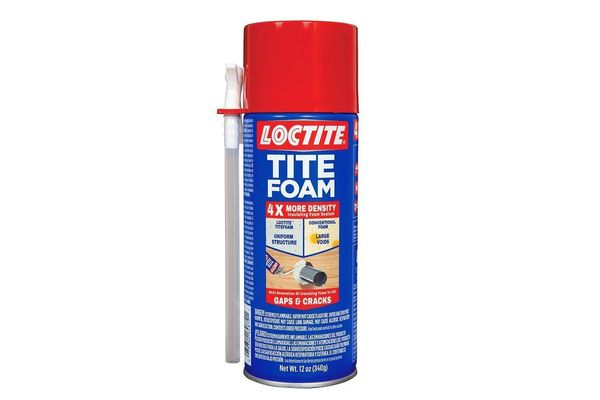 Henkel-Loctite Tite Foam Insulating Foam Sealant, White
