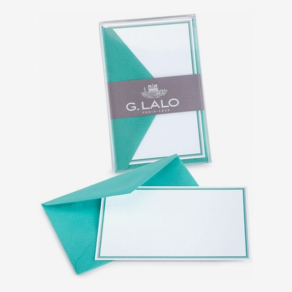 G. Lalo Double Bordered Correspondence Sets