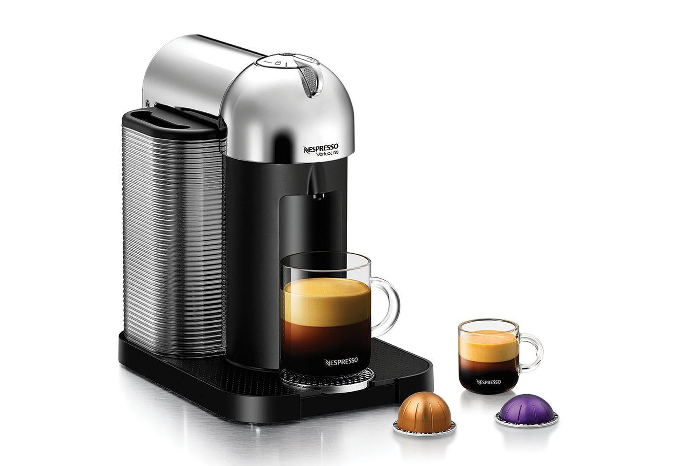 Nespresso VertuoLine Single-Serve Brewer & Espresso-maker