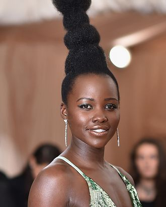 Lupita Nyong'o is a queen.