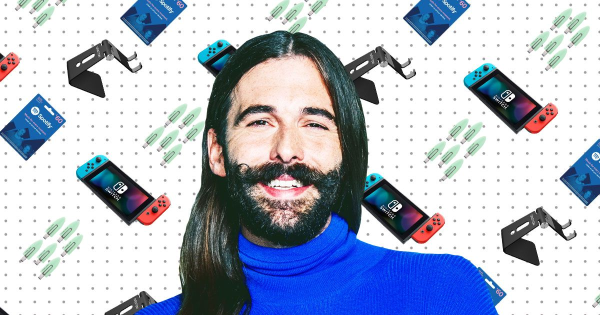 7 Things Jonathan Van Ness Can't Live Without