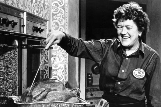 THE FRENCH CHEF, Julia Child, 1962-73.