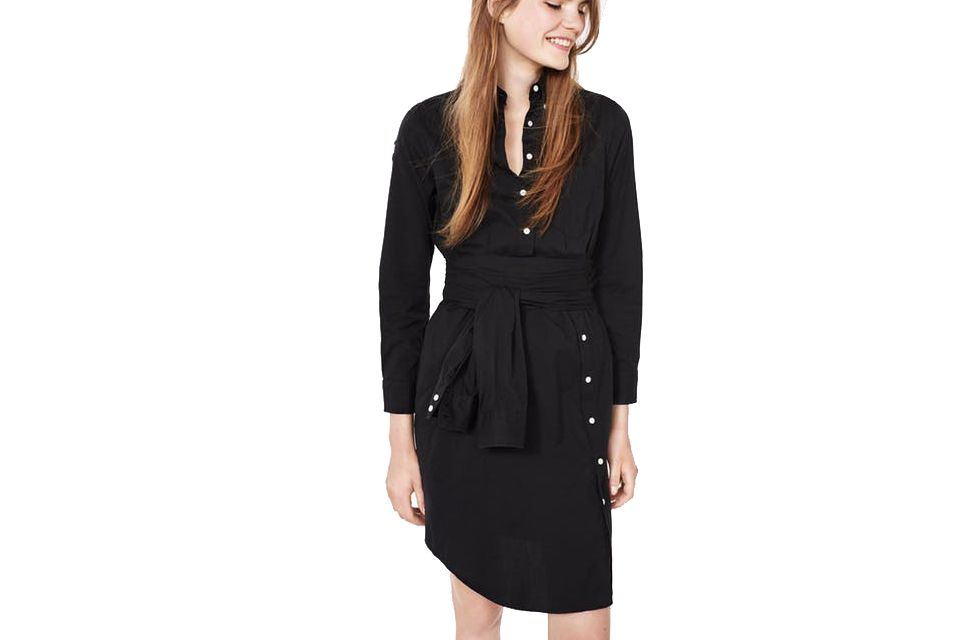 Gant Rugger Dreamy Oxford Smil(l)e Shirt Dress