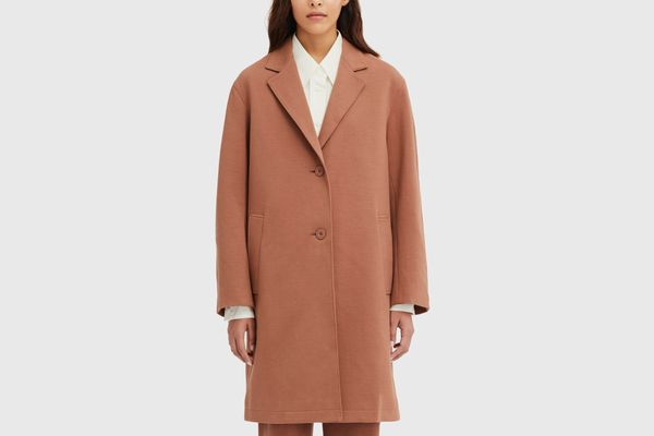 Women U Double Face Coat